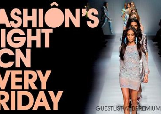 Вечеринка Fashion's Night BCN